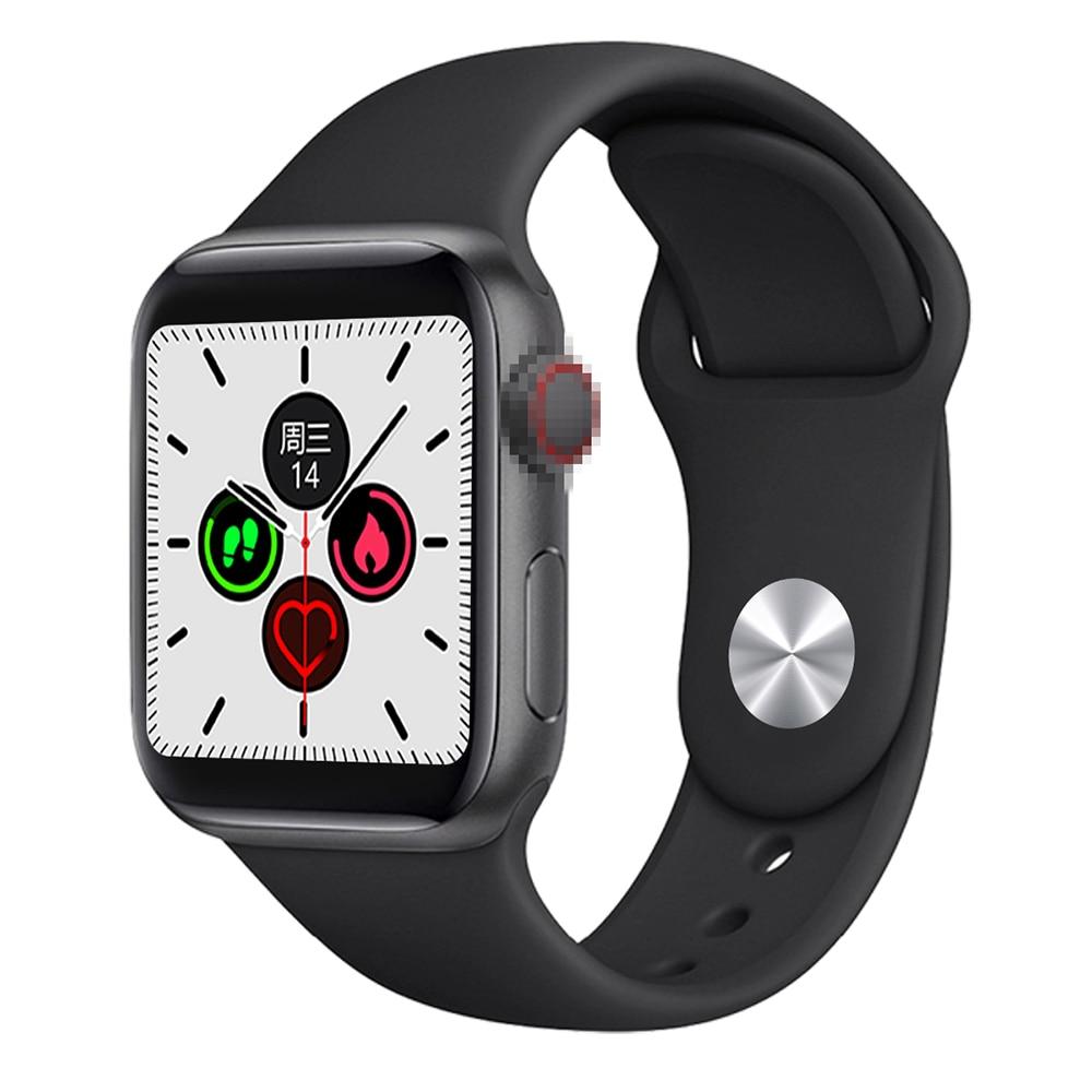 T8 Smart watch Waterproof Sport wristband For iphone phone Smartwatch Heart Rate Monitor Blood Pressure Functions VS KSUN KSS901