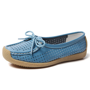 Spring Shoe Woman Concise Flat