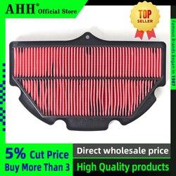 AHH Air Filter Cleaner Element For Suzuki small GSXR 600 750 GSXR600 GSXR750 K6 K8 2006 2007 2008 2009 2010