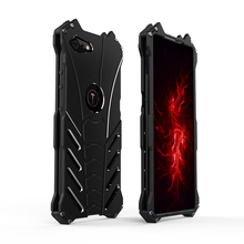 Luxury Batman Armor Rugged Shockproof Kickstand Case For Smartisan Nut Pro 2S Aluminum Metal Outdoor 3 R1