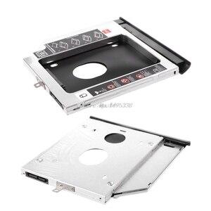 Image 3 - New 2nd SSD HHD Hard Drive Caddy Tray Bracket for Lenovo Ideapad 320 320C 520 330 330 14/15/17 Dropship