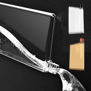Image 2 - A5 A6กระดาษถ้วยBotlteแบนน้ำขวดBpaฟรีหนังสือแบบพกพากระดาษPadน้ำขวดเครื่องดื่มกาต้มน้ำโน้ตบุ๊คขวด