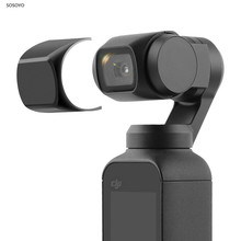 Osmo карманная линза Защитная крышка для объектива фиксированная Защитная крышка для DJI Osmo карманная Карданная камера аксессуары