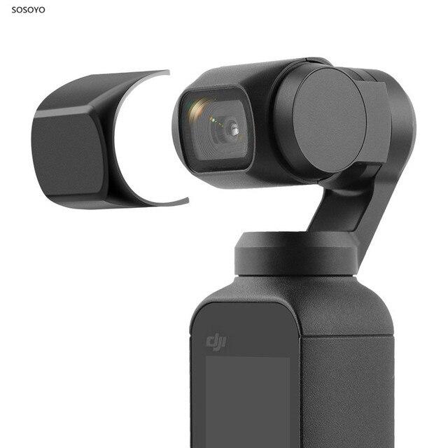 Osmo Bỏ Túi Ống Kính Nắp Bảo Vệ Ống Kính Cố Định Bảo Vệ Dành Cho DJI OSMO Bỏ Túi Gimbal Camera Phụ Kiện