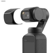 Osmo lente de bolso tampa protetora lente fixa protetor capa para dji osmo bolso cardan acessórios da câmera