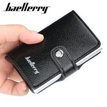 Мужские кошельки с защитой от кражи baellerry бумажники для