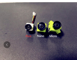 Image 5 - Foxeer Razer Mini / Razer Micro/ Razer NANO 1200TVL PAL/NTSC Switchable 4:3 16:9 FPV Camera For FPV Racing Drone upgrade version