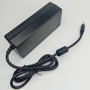 """Image 4 - 5 V 10A 100 240V AC למתאם מתח DC 5V10A אספקת מיתוג ממיר 5 V 5 וולט האיחוד האירופי ארה""""ב בריטניה AU Plug כבל 5.5*2.5mm 5.5*2.1mm"""