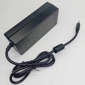 Image 4 - 5 v 10a 100 240v ac ao conversor de comutação da fonte do adaptador 5v10a da alimentação da c.c. 5 v 5 volts ue eua reino unido au plug cabo 5.5*2.5mm 5.5*2.1mm