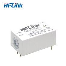 Free shipping 5pcs lot smart remote HLK PM01 white ac dc power module 100 240V to