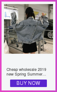 Cheap wholesale 18 new summer Hot selling women's fashion casual Denim Jacket L554 36