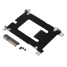 Para Dell Latitude E5520 SATA Disco Duro HDD Caddy + HDD conector D80V4