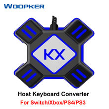 Keyboard Mouse Adapter For PS4 PS3 Xbox One Nintendo Switch Gamepad Controller Converter Game Accessories(China)