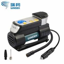 WINDEK Digital Auto Reifen Inflator Auto Kompressor 12V Super Schnelle Reifen Pumpe Luft Kompressor Für Auto SUV Reifen
