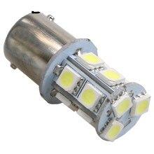 купить 10PCS 1156 ba15s p21w led Super Bright LED Turn Tail Brake Stop Signal Light Lamp Bulb 12V Universal по цене 460.48 рублей