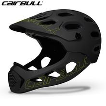 Bike-Helmet Bicycle MTB Downhill Road CAIRBULL Mountain Full-Covered Adult DH Ce Sports-Cap