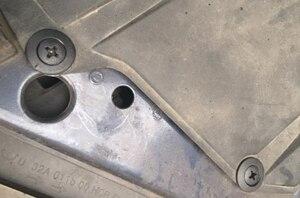 Image 4 - Car Styling 8 millimetri Auto di Plastica A Vite fastenersFor Mitsubishi Asx Lancer 10 9 Outlander EX Pajero Sport Eclipse Carisma Galant