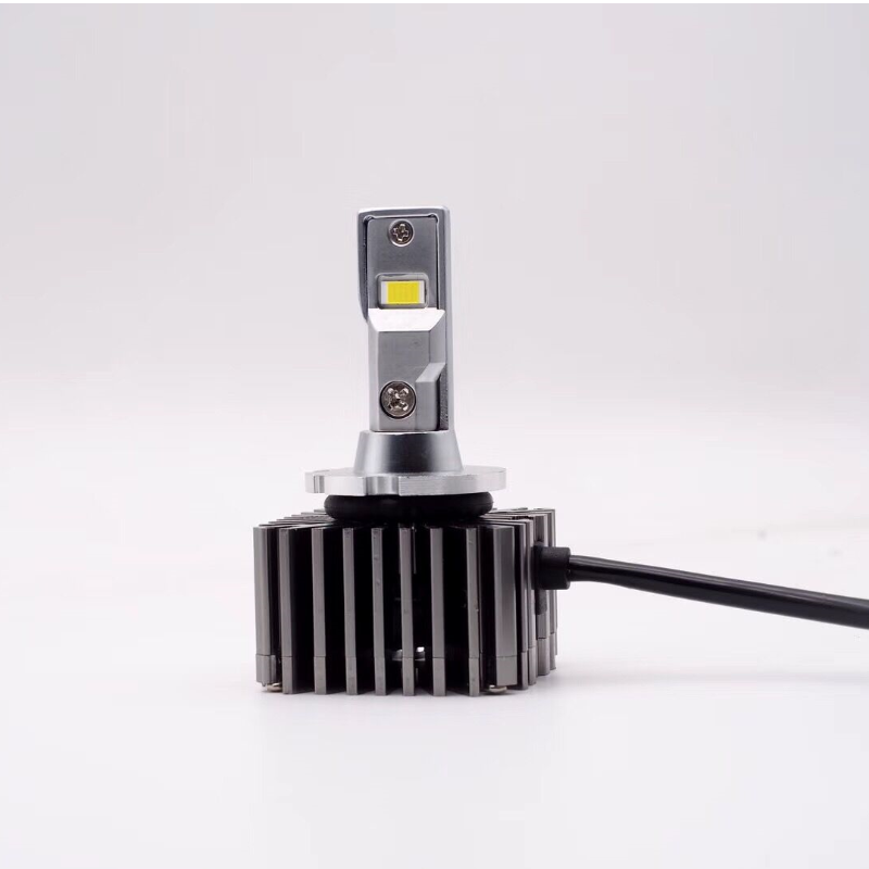 D1S D3S Car LED Headlight bulbs D2S D4S D5S D8S 6000k H/L Beam 50W Replacement of OEM HID Bulb plug and play D1 D2 D3 D4 D5 D8