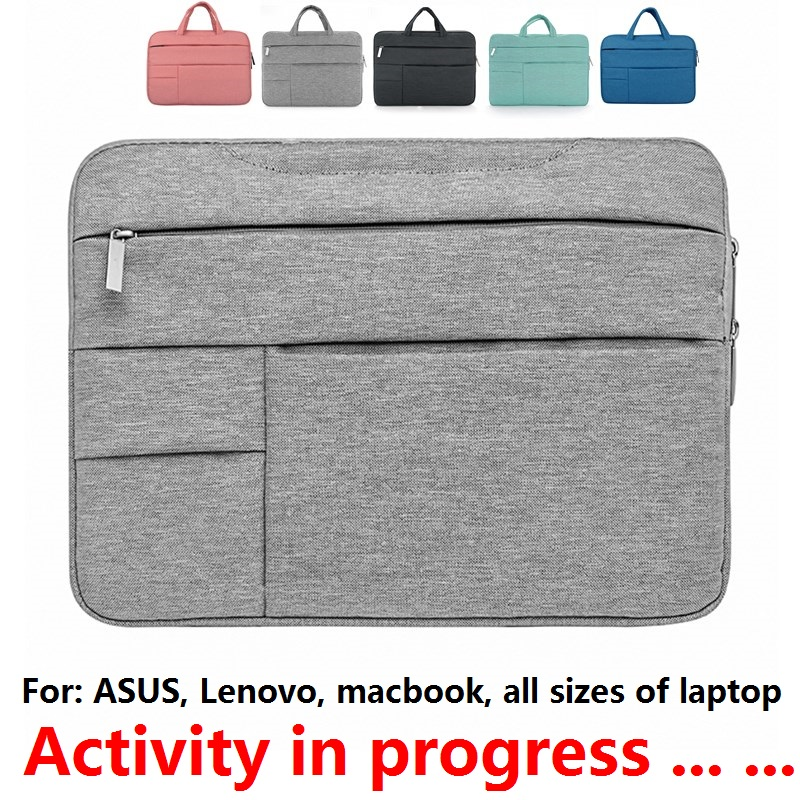Fashion For Xiaomi Lenovo ASUS Pro Air 13 15inch Waterproof Best Seller Case Macbook Notebook Bag Laptop Sleeve