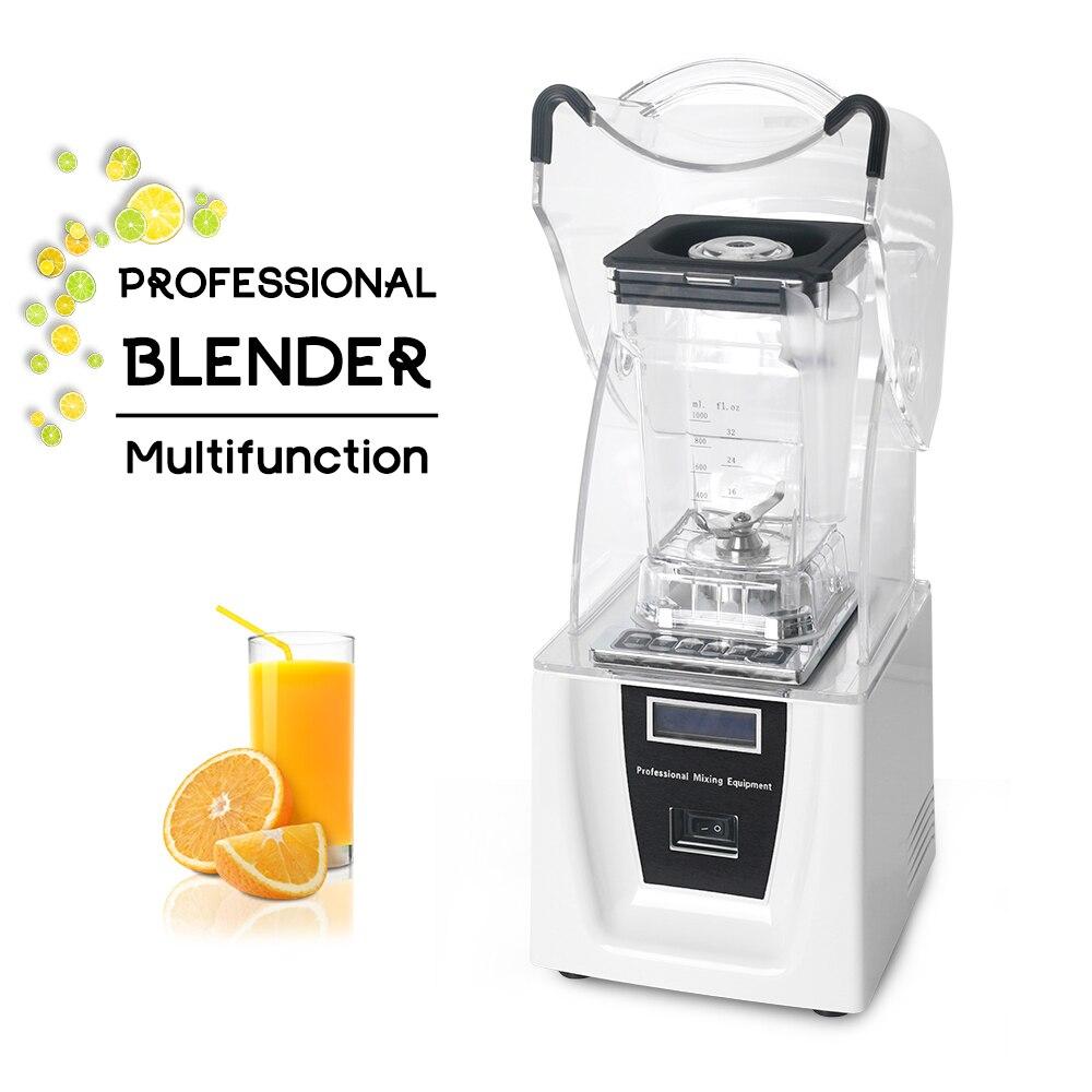 Mélangeurs de mélangeur commerciaux d'itop 1.5L avec la couverture saine mélangeur puissant de centrifugeuse mélangeur de glace