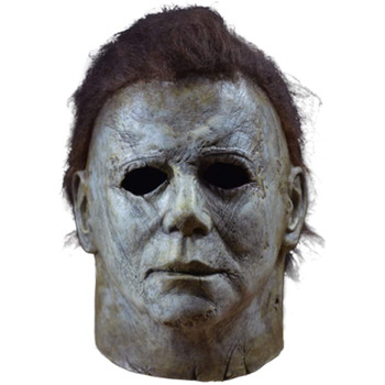 Michael Myers full head Masks for Halloween Carnival Costume Party costume scary Horror Masquerade,Latex mask