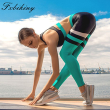 2019 New Yoga Set Women Gym Clothes Fitness Clothing Sportswear Woman Leggings Push-Up Strappy Jumpsuits Workout Sports Suit