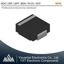 S3J  S3J-13-F S3J-E3/57T【Rectifier Diode Switching 600V 3A 2500ns 2-Pin SMC T/R】10pcs/lot New