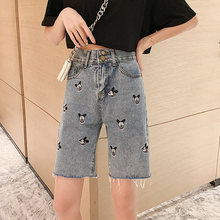 2020 тонкие облегающие джинсы в гонконгском ретро стиле с двойной