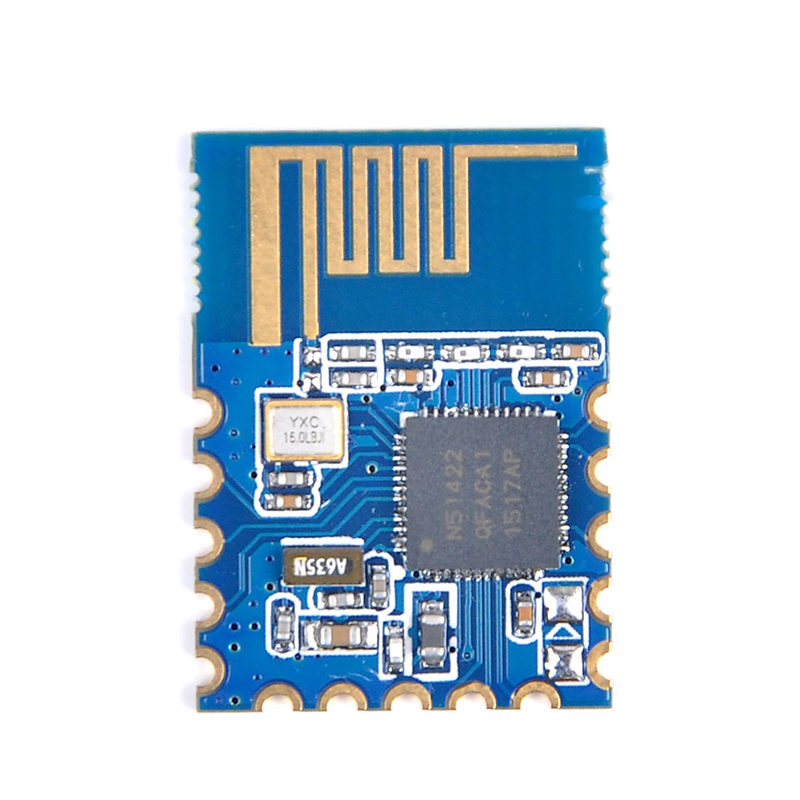 Small Size NRF51422 Bluetooth 4.0ANT Module GT82C02