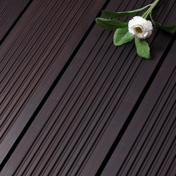 Bamboo Decking  Strand Woven Outdoor Better Quality Than WPC Composite