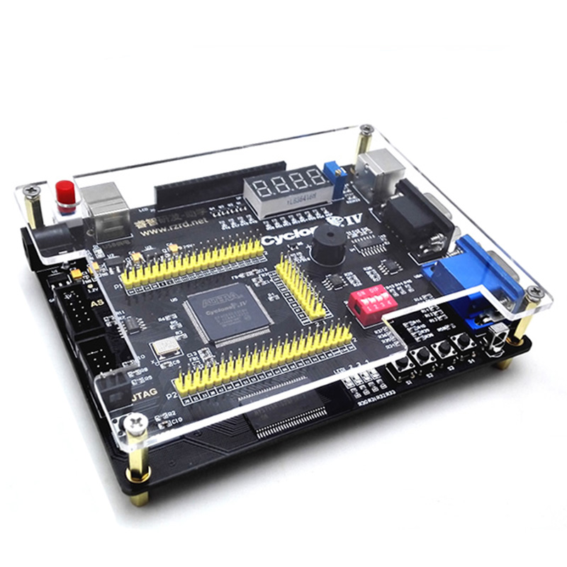 NIOSII Core Board Altera Cyclone IV EP4CE FPGA Development Board Send Infrared Remote Controller Downloader