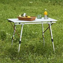 Складной и подъемный стол для яиц из алюминиевого сплава Сверхлегкий
