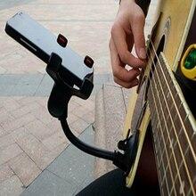Подставка для телефона, подставка для гитары, уличное пение, лирика, песни, автомобильные присоски, держатель для поддержки, подставка для гитары, аксессуары для гитары