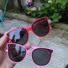 2020 novas crianças polarizadas óculos de sol tr90 meninos meninas óculos de sol silicone óculos de segurança presente para crianças do bebê uv400