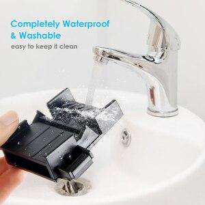Image 5 - バリカン櫛ガイドプラスチックヘアトリマーガード除去するため枝ヘアサロンツール防水製品ヘアサロン