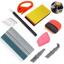 Виниловая пленка foshio набор инструментов для автомобиля из