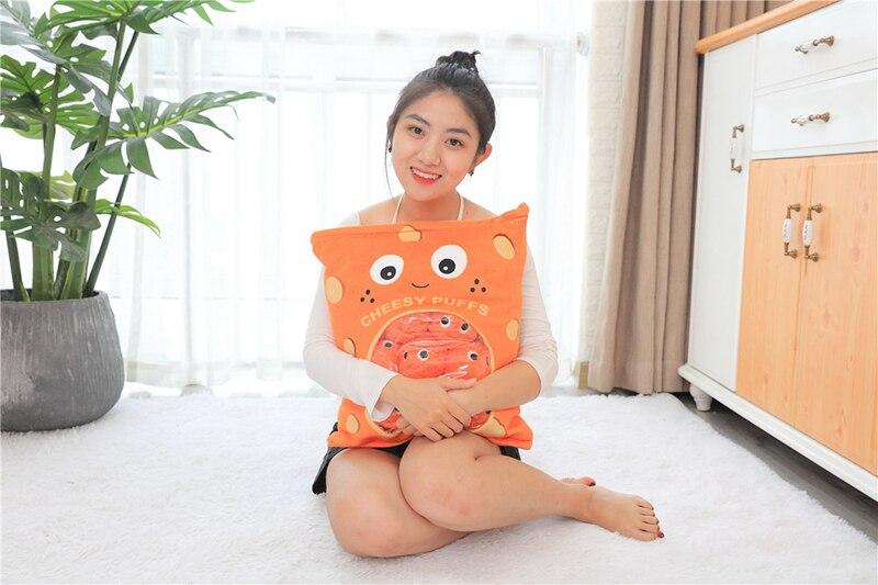 pelúcia travesseiro criativo travesseiro brinquedos para crianças