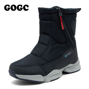 Image 4 - GOGC נשים מגפי נשים של חורף מגפי אישה נעלי שלג מגפי נשים של מגפי חורף מגפי נשים חורף נעליים קרסול מגפי G9906