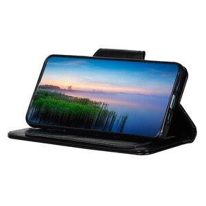 Image 5 - 6 слотов для карт бумажник флип кожаный чехол для LG Stylo 5 4 K40 K50 G8 G8S ThinaQ X4 стенд Магнитная застежка ID & кредитный держатель для карт