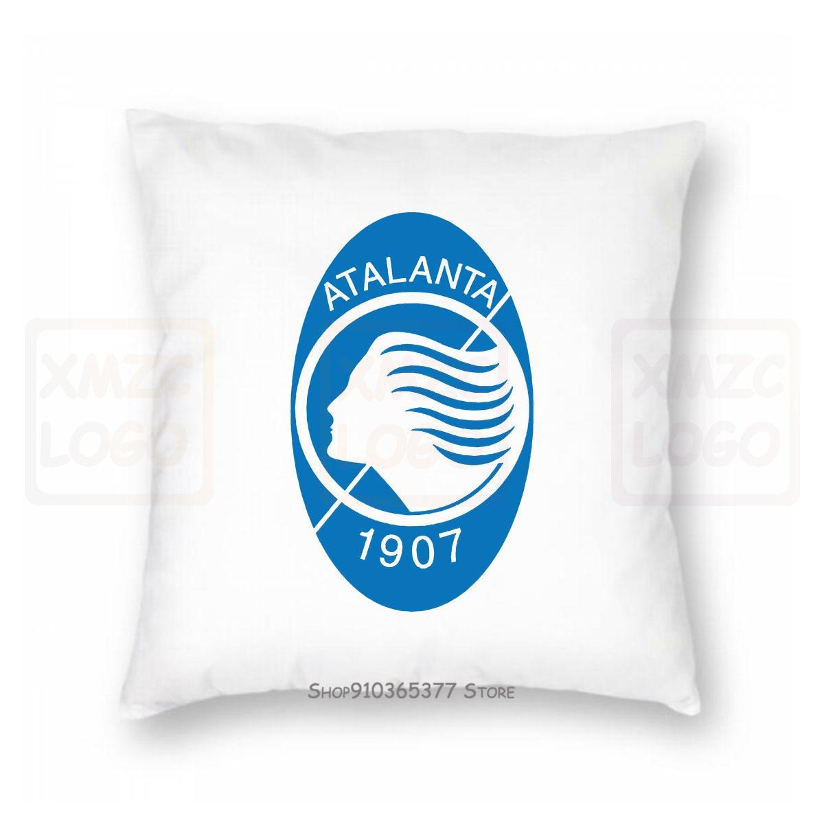 Fm10 T Uomo Atalanta Bergamasca Calcio Dea Nerazzurri Sport Pillow case Women Men