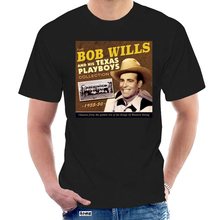 Новая футболка Bob Wills His Texas Playboys @ 046487