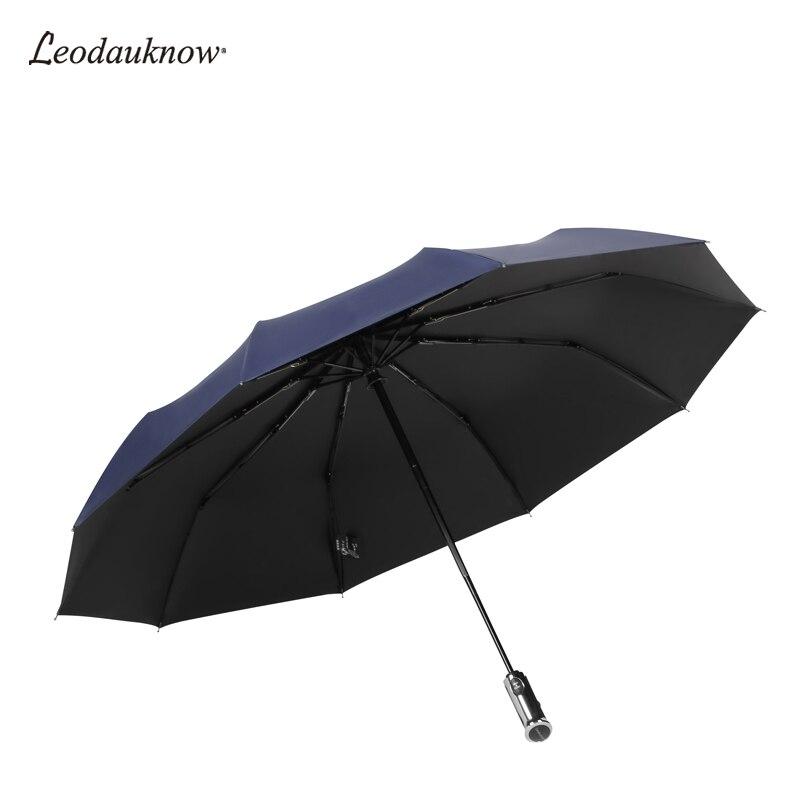 original dobrável guarda-sóis uv luxo grande guarda-chuvas