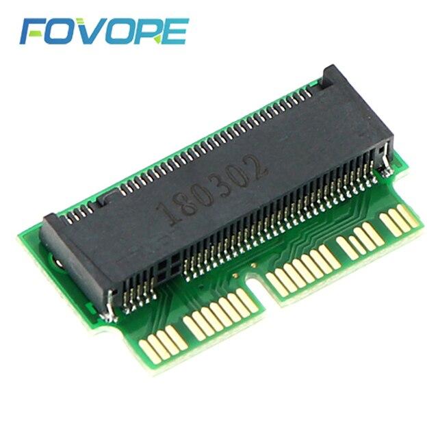 محول SSD M2 إلى SSD لماك بوك اير 2013 2014 2015 متر. 2 MKey PCIe X4 NGFF إلى SSD لأجهزة الكمبيوتر المحمول أبل لمحول ماك بوك اير SSD