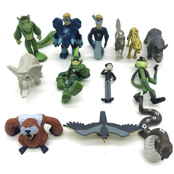 цена на Wild Kratts Toys Jumpers Swimmers Defenders Animal Figures & Characters