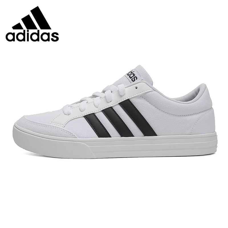 Original New Arrival  Adidas VS SET Men's Skateboarding Shoes Sneakers
