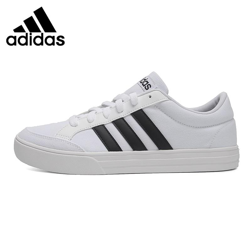 Original New Arrival Adidas VS SET Men's Skateboarding Shoes Sneakers