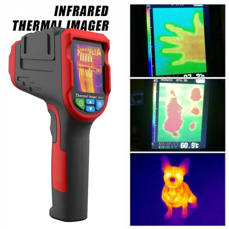 Portable Infrared Thermal  Camera With Handheld Design For Imager Measuring Tools 9