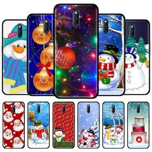 Happy Merry Christma Case For Oppo A52 A