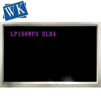 "LP156WF3-SLB4 LED Screen LCD Display Matrix for Laptop 15.6"" 50 pins 1920X1080 Antiglare Replacement LP156WF3 SLB4 IPS Screen"