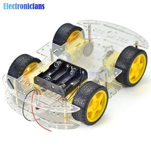 Diy Electronic Smart Car Kit 4